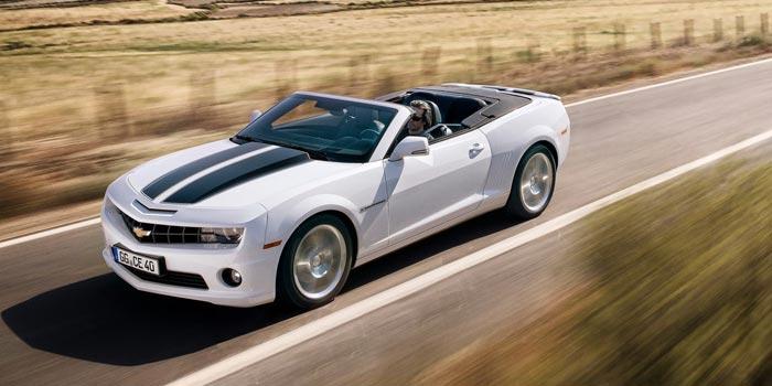 Aloc-Cars - Prestige - Camaro Cabriolet