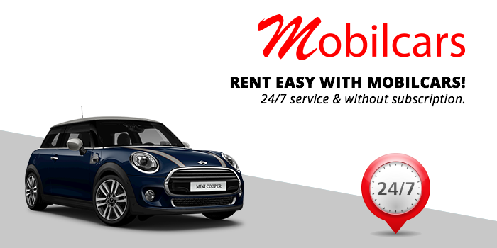 Mobilcars - Cars hire 24/7