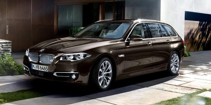 Aloc-Cars - Prestige - 4x4 - BMW 530 xDrive