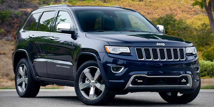 Aloc-Cars - Prestige - 4x4 - Jeep Grand Cherokee