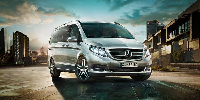 Aloc-Cars - Location de voitures avec tachygraphe - Mercedes V-Class
