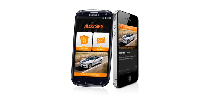 Application Aloc-Cars