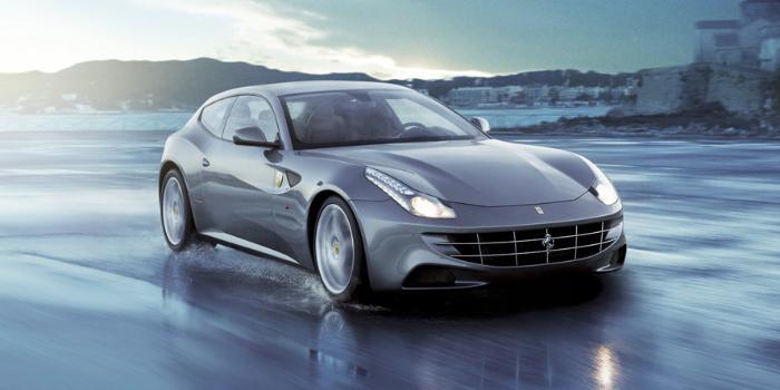 Aloc-Cars - Prestige - 4x4 - Ferrari FF